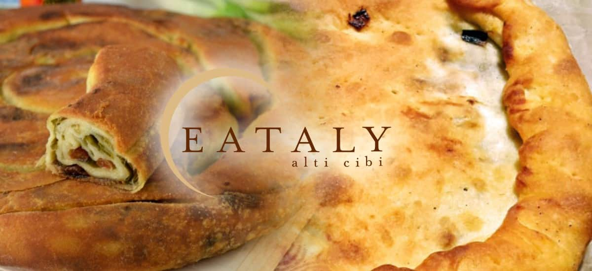 """Saremo i più buoni della Puglia? <br>Eataly e la """"disfida del calzone"""""""